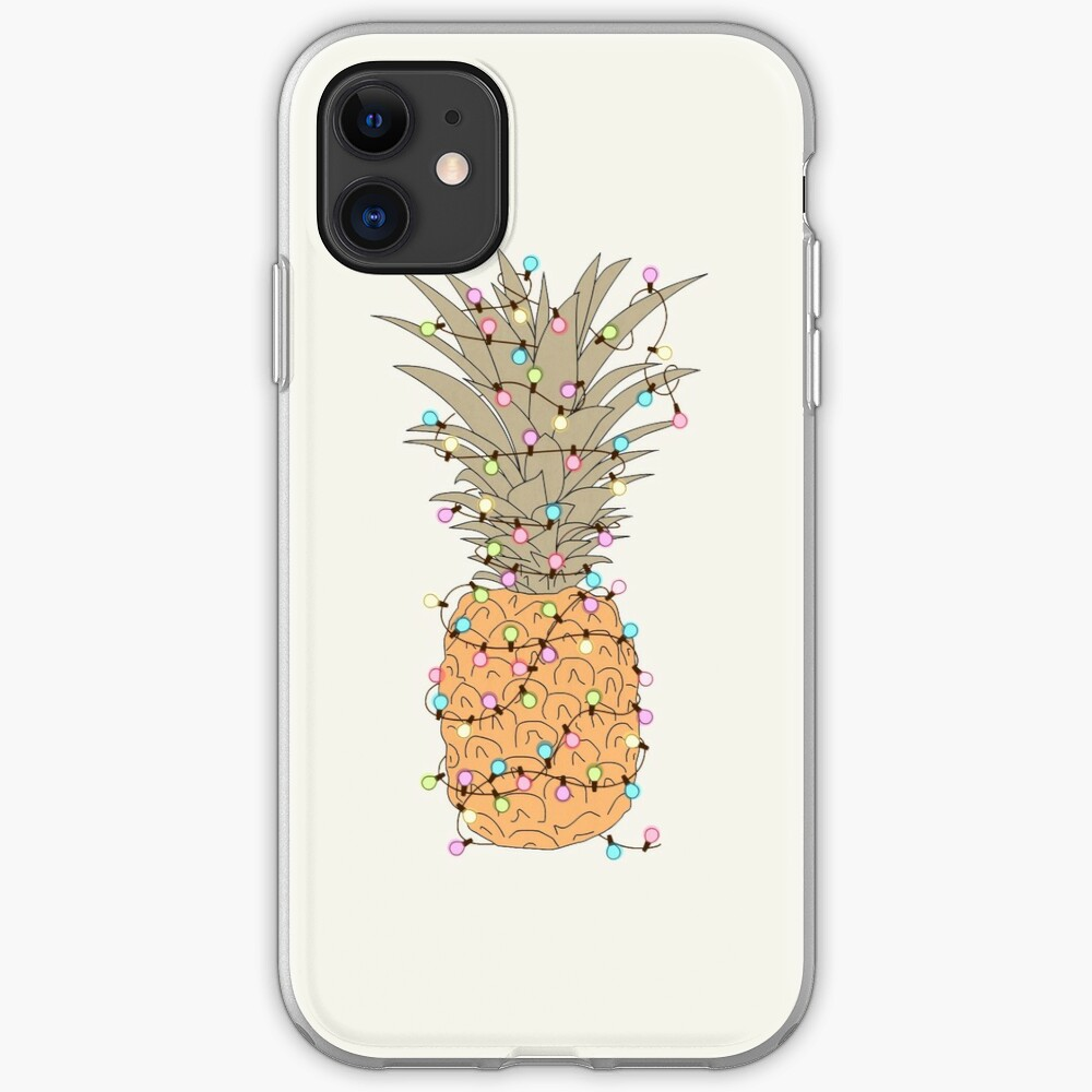 Tropical Lights iPhone Case & Cover