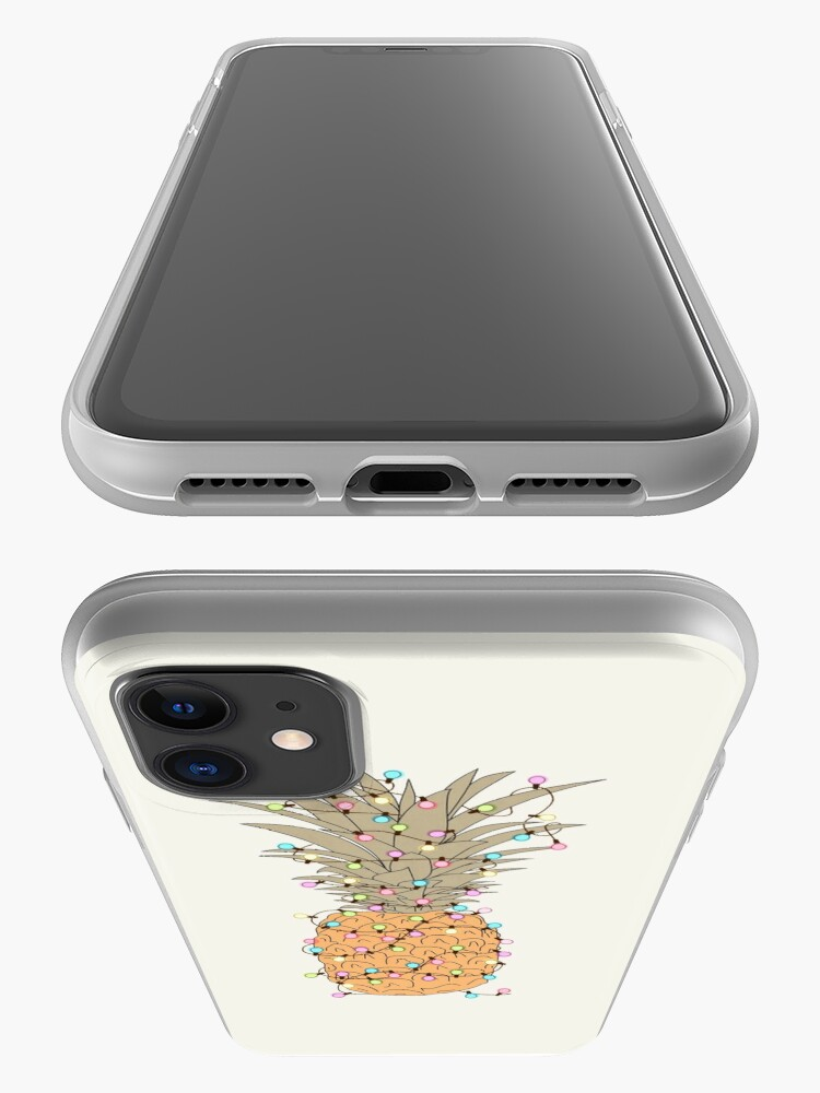 Alternate view of Tropical Lights iPhone Case & Cover