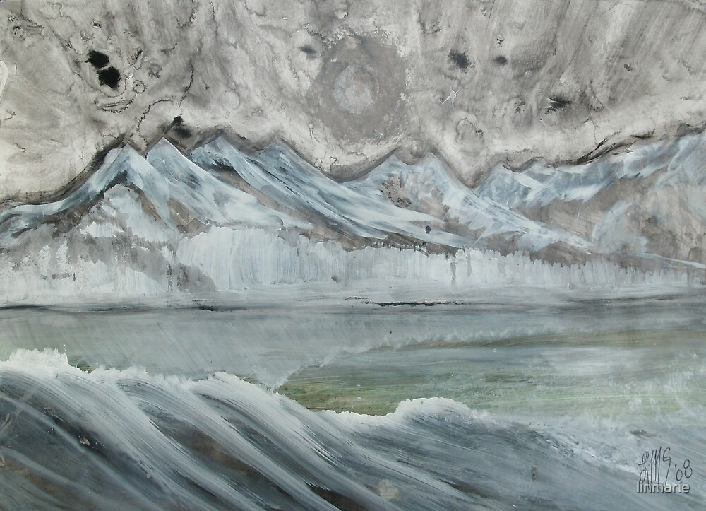 Ice Age by linmarie