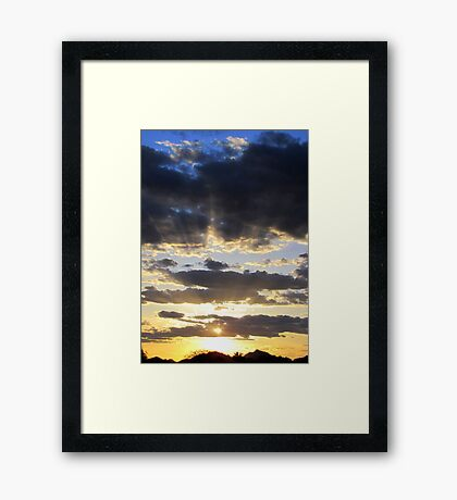 Come Home to Me Framed Print