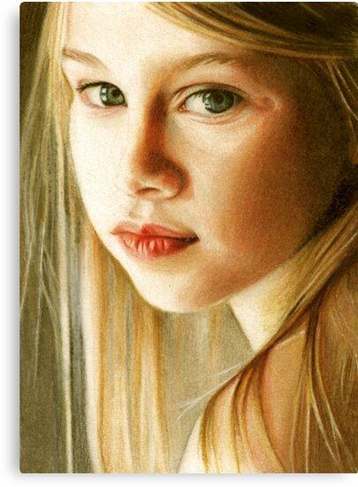 Mona Lisa Smile by Brian Scott