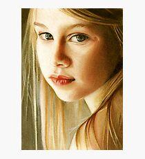 Mona Lisa Smile Photographic Print