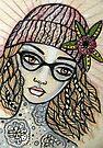 Dahlia by stephanie allison