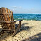 Your Chair Awaits by Heather Haderly