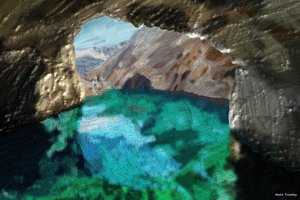 Eden's cave by komaro