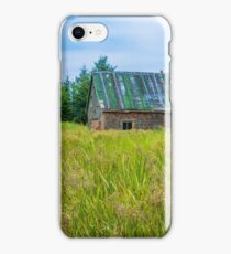 Abandoned House in Feltzen South iPhone Case/Skin