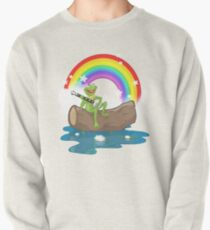 The Rainbow Connection Pullover Sweatshirt
