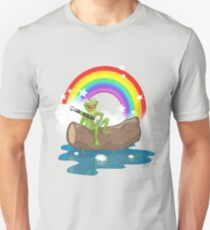The Rainbow Connection Unisex T-Shirt