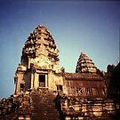angkor wat, siem reap, cambodia by tiro