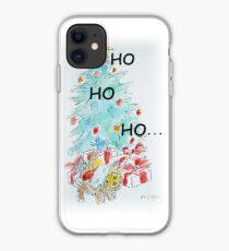 Ho Ho Ho from Naughty Doggy iPhone Case