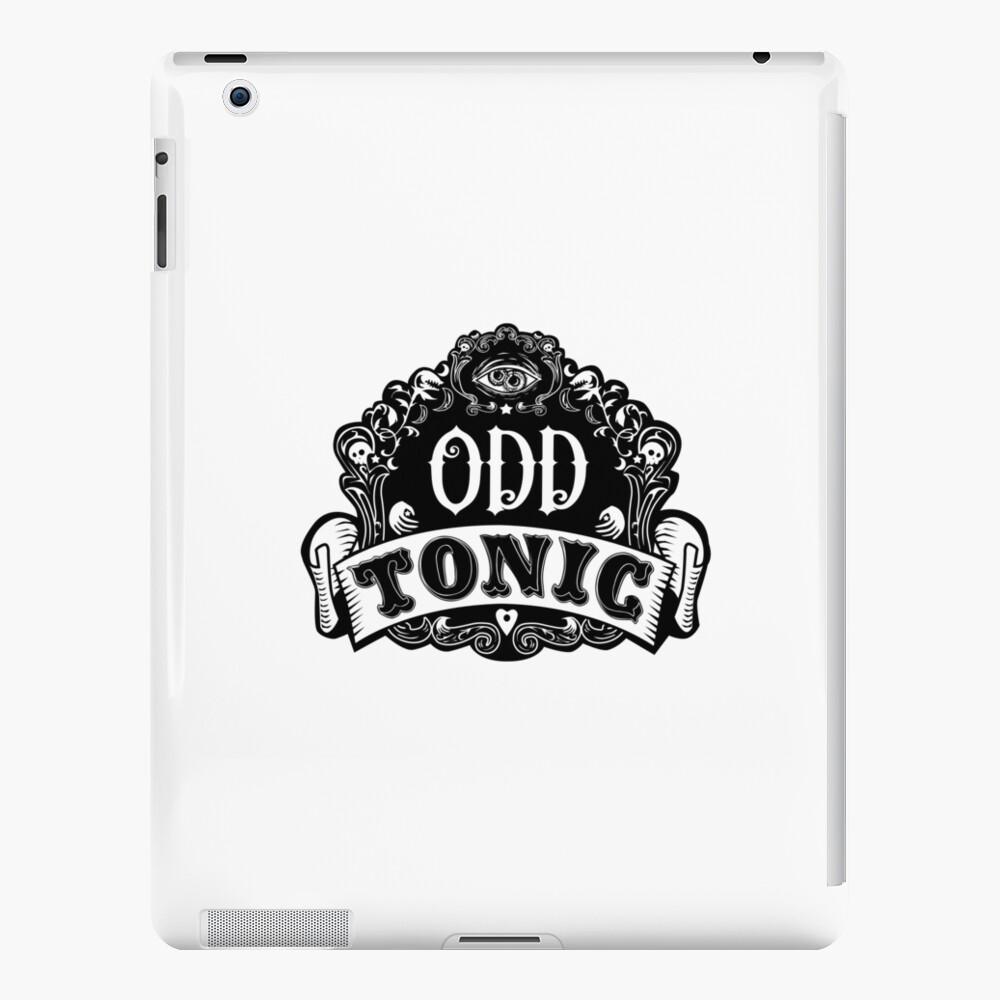 Odd Tonic Official Logo NON-BLACK Merch iPad Case & Skin