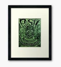 2016 Phish Riviera Maya  Framed Print