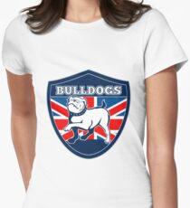 Proud English British Bulldog flag T-Shirt