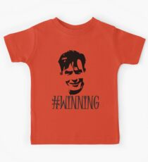 Charlie Sheen Is Winning Kids Clothes