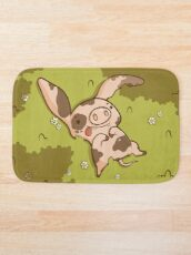 Piggly! Bath Mat