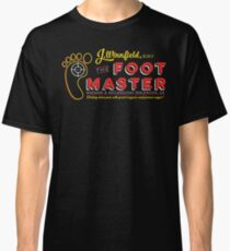 The Foot Master Classic T-Shirt