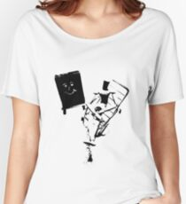 """""""Art Therapy (8)"""" Clothing Women's Relaxed Fit T-Shirt"""