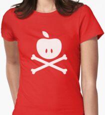 Apple & Crossbones. T-Shirt