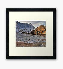 Highwood Meadows Framed Print