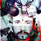Will Graham Psychedelic Hallucinations by orionlodubyal