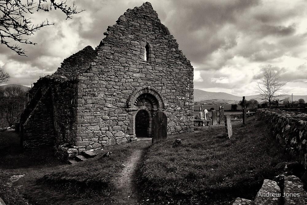 Ullard Church, near Graiguenamanagh, County Kilkenny, Ireland by Andrew Jones