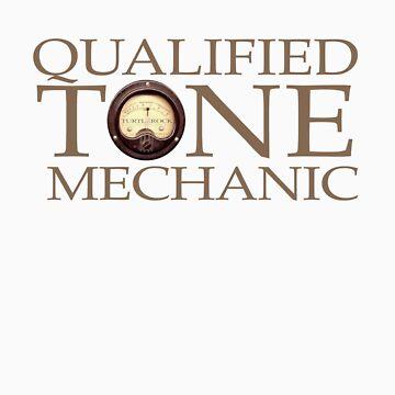Qualified Tone Mechanic by turtlerock