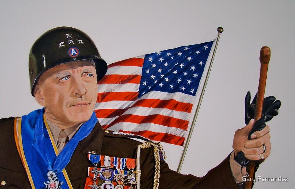 Patton by Gary Fernandez