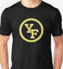 Yellow Fever logo Slim Fit T-Shirt