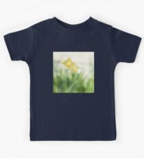 Soft daffodils Kids Tee