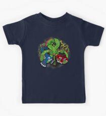 Rayquaza, Kyogre, & Groudon - Hoenn Remake Ahoy! Kids Clothes