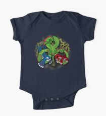 Rayquaza, Kyogre, & Groudon - Hoenn Remake Ahoy! Kids Clothes