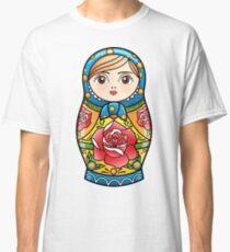 russian nesting doll Classic T-Shirt