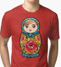 Russische Nistpuppe Vintage T-Shirt