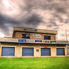 Old Bar Surf Club by Conor  O'Neill