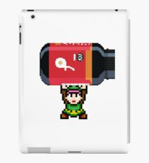 dot fit game iPad Case/Skin
