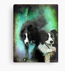 Watch Dog Metal Print