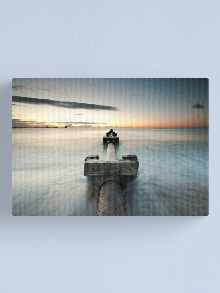Alternate view of Pipe Canvas Print