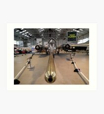 Bristol Type 188 Research Aircraft(XF926) Art Print