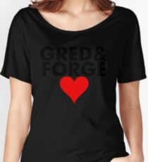 Gred and Forge Women's Relaxed Fit T-Shirt