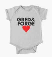 Gred and Forge One Piece - Short Sleeve