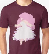 Camiseta ajustada Floating Rose