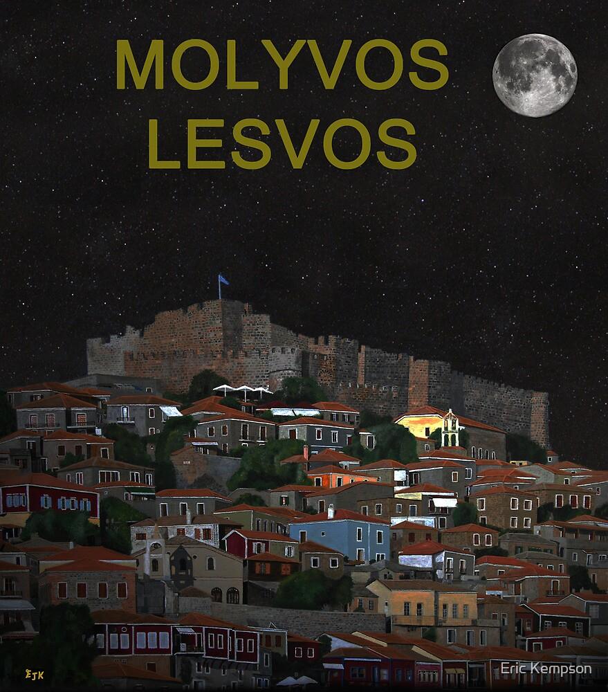 The Scream World Tour Molyvos Lesvos Greece MOLYVOS by Eric Kempson