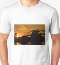 Sunset in Berkeley Cali Unisex T-Shirt