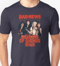 Bad News (Warrior of Ghengis Khan T-Shirt