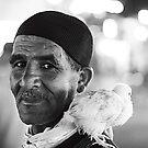 The Birder by Adnane Mouhyi