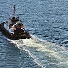 Tug by Mark Theriault