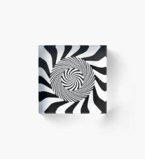 Dark Hypnosis Acrylic Block