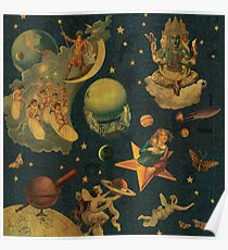 Mellon collie and the infinite sadness artwork Poster