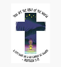 Matthew 5:14 Photographic Print