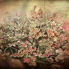 ~ Vintage Hydrangea ~ by Lynda Heins
